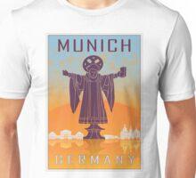 Munich vintage poster Unisex T-Shirt