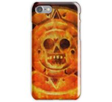 Skull King by Sarah Kirk iPhone Case/Skin