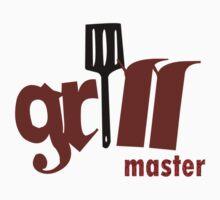 Grill master geek funny nerd by sayasiti