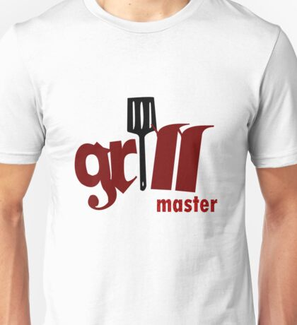Grill master geek funny nerd Unisex T-Shirt