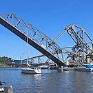 Ashtabula River Lift Bridge by Jack Ryan