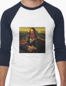 Thug Life Mona Lisa T-Shirt