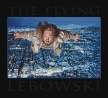 The Flying Lebowski Baby Tee