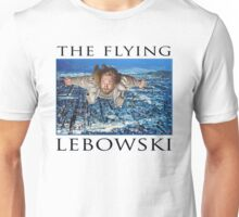 The Flying Lebowski Unisex T-Shirt