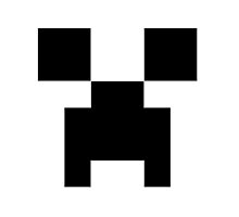 Minecraft - Creeper Face by BigDuo Store