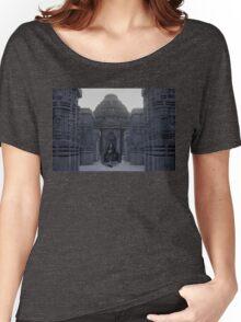 Itachi IRL uchiha temple Women's Relaxed Fit T-Shirt