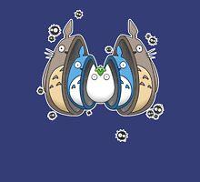 Totoro Matrioska Unisex T-Shirt
