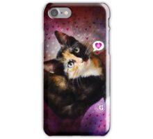 Galactica Kitten iPhone Case/Skin