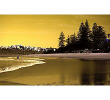 On Golden Sands >> Photographic Print
