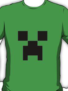 Minecraft - Creeper Face T-Shirt