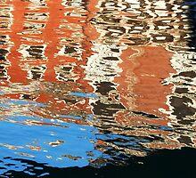 Venetian Red-Venice by Deborah Downes