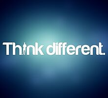 Think Different by Stylishhoop99