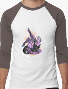 Ursula The Pin Up Girl Men's Baseball ¾ T-Shirt