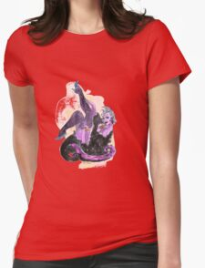 Ursula The Pin Up Girl Womens Fitted T-Shirt