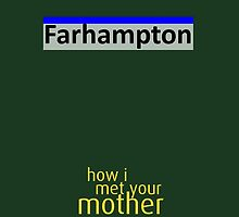 Farhampton - How I Met Your Mother by hscases