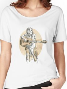The Guitarist Women's Relaxed Fit T-Shirt