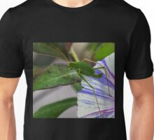 A Speckled  Bush Cricket...Lyme Dorset UK Unisex T-Shirt