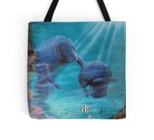 Mommie's Little Tee Tote Bag