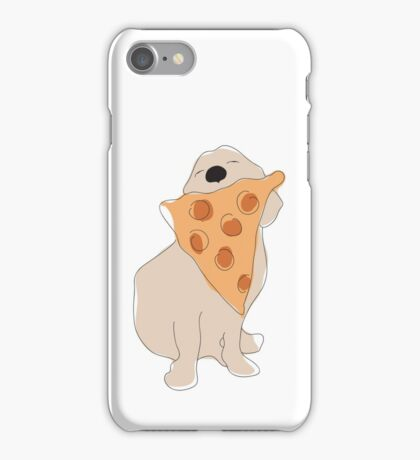 Pizza Dog  iPhone Case/Skin