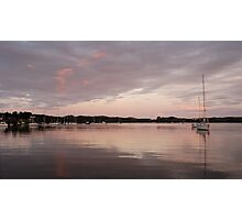 Peaceful Dawn - Baltimore Harbour, West Cork, Ireland Photographic Print