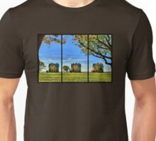 Officer's Row Triptych Unisex T-Shirt