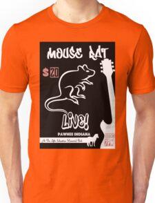 Mouse Rat Concert Poster Unisex T-Shirt