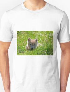 If they could only stay so young - Arctic Wolf Pup T-Shirt