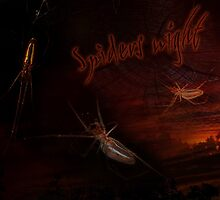 Spiders Night ...  by steppeland