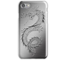 Vintage Dragon Engraved Look iPhone Case/Skin