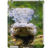 Gator Smile iPad Case/Skin