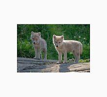 Arctic Wolf Pups  Unisex T-Shirt