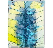 Watercolor Blue iPad Case/Skin