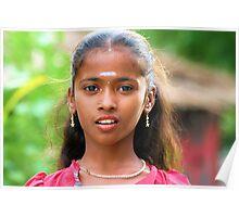 Ajeeta,  Indian Gypsy girl Poster
