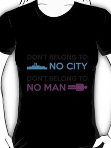 Halsey Hurricane Lyrics Graphic T-Shirt