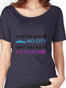 Halsey Hurricane Lyrics Graphic Women's Relaxed Fit T-Shirt