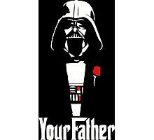 Star Wars - Your Father Photographic Print