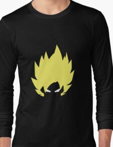 goku kakarot super saiyan anime manga shirt Long Sleeve T-Shirt