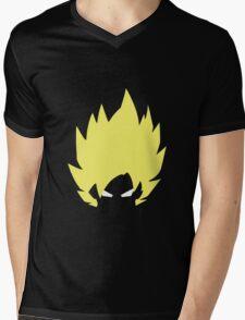 goku kakarot super saiyan anime manga shirt Mens V-Neck T-Shirt