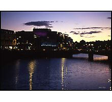 An Irish evening Photographic Print