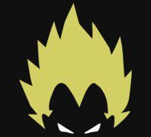 dragon ball z vegeta super saiyan anime manga shirt by ToDum2Lov3