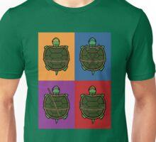 Ninja Baby Turtle Power Unisex T-Shirt