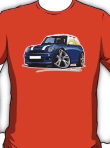 MINI [BMW] (Mk1) Cooper S Works Blue T-Shirt
