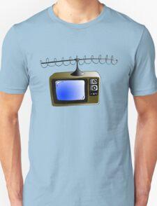 Fan of TV - Retro TV T-Shirt
