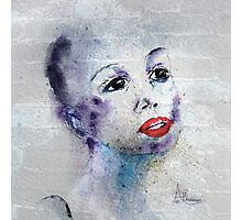 The Woman I Am Photographic Print
