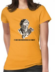 Walter Bishop Womens Fitted T-Shirt
