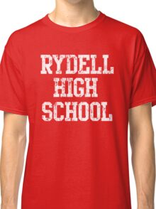Retro Rydell High School Classic T-Shirt