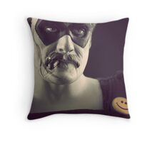Edward Blake/The Comedian Throw Pillow
