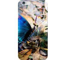 Blue Bombshell iPhone Case/Skin
