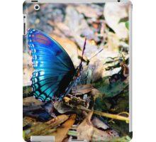 Blue Bombshell iPad Case/Skin