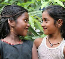 Sisters by joshuatree2